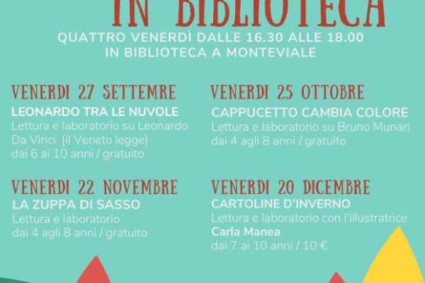 Autunno in Biblioteca
